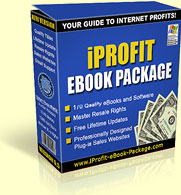 eBook Business Package with Master Resell Rights